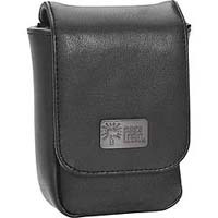 Case Logic Leatherlook Compact Camera Case Black Nero