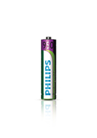 Philips Rechargeables Batteria R03B2A95/10