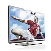 "Philips 5500 series 40PFL5507K/12 40"" Full HD Compatibilità 3D Smart TV Wi-Fi LED TV"