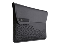 "Case Logic SSMA-311BLACK 11"" Custodia a tasca Nero borsa per notebook"