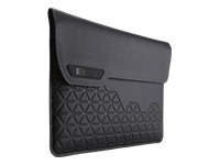 "Case Logic SSMA-313BLACK 13"" Custodia a tasca Nero borsa per notebook"
