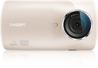 Philips Videocamera HD CAM200WH/00
