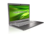 "Acer Aspire 951-2634G25nss 1.7GHz i7-2637M 13.3"" 1366 x 768Pixel Argento"