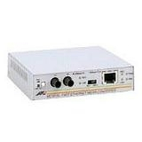 Allied Telesis 100BaseTX to 100BaseFX/ST (MM) (2km) Media Converter 100Mbit/s convertitore multimediale di rete