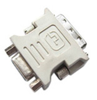 Matrox DVI-I to HD15 (VGA) adapter DVI-I VGA (D-Sub) cavo di interfaccia e adattatore