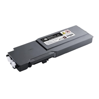 DELL 84JJX Laser cartridge 5000pagine Ciano cartuccia toner e laser