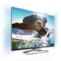 "Philips 6900 series 47PFL6907H/12 47"" Full HD Compatibilità 3D Smart TV Wi-Fi Nero LED TV"