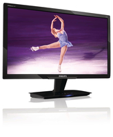 "Philips Brilliance 209CL2SB/69 20"" HD LCD/TFT Nero monitor piatto per PC LED display"