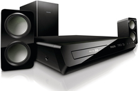 Philips Home Theater 2.1 Blu-ray 3D HTB3260/12
