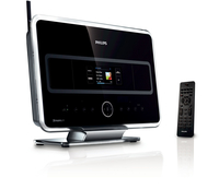 Philips Streamium Stazione musicale wireless WAS7500/12