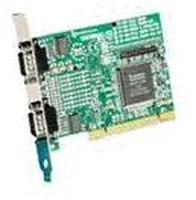 Lenovo Brainboxes 2 Port RS232 Standard Height PCI Serial Adapter scheda di interfaccia e adattatore