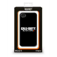 Bigben Interactive Call of Duty: Black Ops II Logo Cover Nero, Bianco