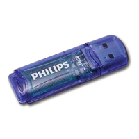 Philips FM16FD35B/97 16GB USB 2.0 Tipo-A Blu unità flash USB