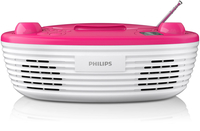 Philips AZ202C/05 Portable CD player Rosa CD player