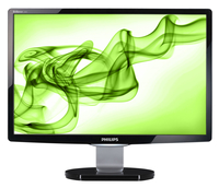 "Philips Brilliance 220C1SB/05 22"" HD LCD/TFT Nero monitor piatto per PC"