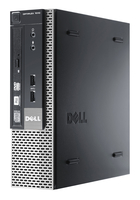 DELL OptiPlex 7010 3.1GHz i7-3770S USFF Nero, Argento PC