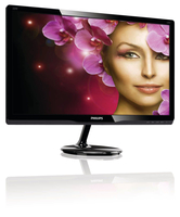 Philips Monitor LCD, retroilluminazione a LED 237E4LSB/01
