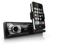 Philips CarStudio Sistema docking multimediale per auto CMD310/12