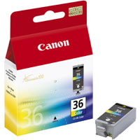 Canon CLI-36 Color Ink Cartridge cartuccia d