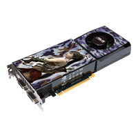 ASUS ENGTX280 OC/HTDI/1G GeForce GTX 280 1GB GDDR3 scheda video