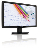 Philips Monitor LCD con SmartControl Lite, audio 221V2AB/01