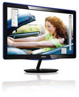 Philips Monitor LED IPS 227E3QPHSU/01