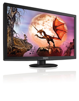"Philips 273E3LSB/62 27"" Full HD Compatibilità 3D Nero monitor piatto per PC"