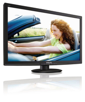 "Philips 273E3QHSB/69 27"" Full HD Nero monitor piatto per PC"