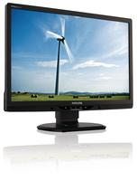"Philips Brilliance 225B2CB/69 22"" LCD/TFT Nero monitor piatto per PC LED display"