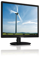 "Philips Brilliance 19S4LSB/69 19"" Nero monitor piatto per PC"