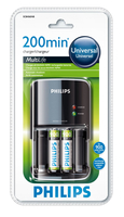 Philips MultiLife Caricabatterie SCB4365NB/12