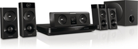 Philips Home Theater 5.1 Blu-ray 3D HTB5510D/12