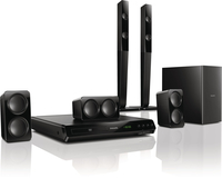 Philips Home Theater 5.1 HTD3540/12