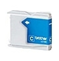 Brother LC-1000CBP Blister Pack Ciano cartuccia d