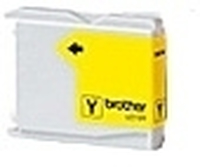 Brother LC-1000YBP Blister Pack Giallo cartuccia d
