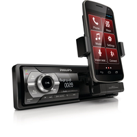 Philips CarStudio Sistema docking multimediale per auto CMD305A/12