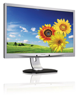 "Philips Brilliance 220P4LPYES/93 22"" HD LCD/TFT Nero, Argento monitor piatto per PC LED display"