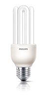 Philips Genie 872790083620200 18W E27 A Bianco caldo lampada fluorescente energy-saving lamp