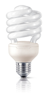 Philips Tornado 872790082765100 23W E27 A Bianco caldo lampada fluorescente energy-saving lamp