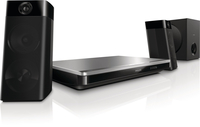 Philips Home Theater 2.1 Blu-ray 3D HTB5250DG/12