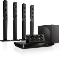 Philips Home Theater 5.1 Blu-ray 3D HTB3570/12