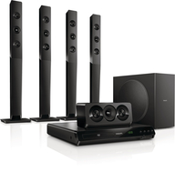 Philips Home Theater 5.1 HTD5570/12
