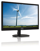 "Philips Brilliance 220S4LSB/27 22"" HD TFT Nero monitor piatto per PC"