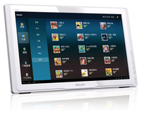 "Philips S220E2ANW/93 21.5"" 1920 x 1080Pixel Touch screen Bianco PC All-in-one All-in-One PC"
