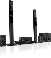 Philips Home Theater 5.1 Blu-ray 3D HTB5540D/12