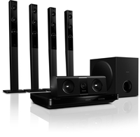 Philips Home Theater 5.1 Blu-ray 3D HTB5570D/12