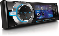 Philips CED230/51 180W Nero autoradio