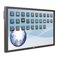 Philips Signage Solutions Display Multi-Touch BDT5551EH/02