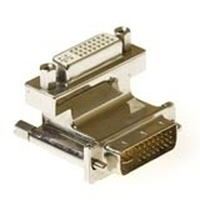 Intronics Adapter DVI-I Female - DVI-I Male DVI-I DVI-I (24+5) cavo di interfaccia e adattatore
