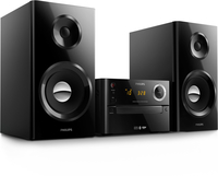 Philips BTM2180/12 Home audio micro system 70W Nero set audio da casa